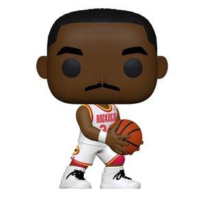 POP! - NBA Legends: Hakeem Olajuwon (Rockets Home)