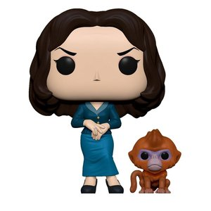 POP! - Queste oscure materie: Mrs. Coulter with Daemon