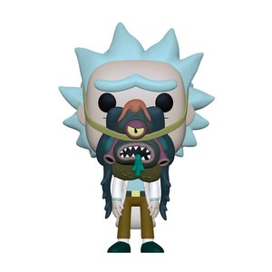 POP! - Rick & Morty: Rick w/ Glorzo