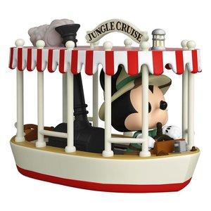 POP! - Jungle Cruise: Skipper Mickey with Boat