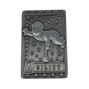 Fallout: Perc Card - Agility