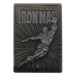 Marvel - Lingots de métal: Iron Man - Limited Edition