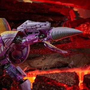 Transformers Generations - War for Cybertron: Megatron (Beast) - Kingdom Leader Class