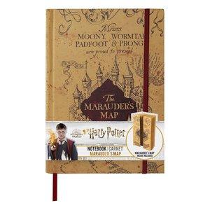Harry Potter: Marauder's Map - A5