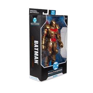 DC Multiverse: Batman Hellbat Suit (Gold Edition)