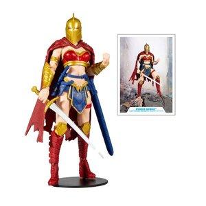 DC Multiverse: LKOE Wonder Woman w/ Helmet of Fate