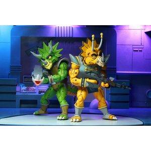 Teenage Mutant Ninja Turtles: Captain Zarax & Zork