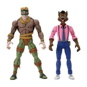 Teenage Mutant Ninja Turtles: Rat King & Vernon