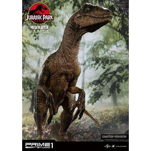 Jurassic Park: Velociraptor 1/6 - Closed Mouth Ver.