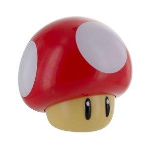Super Mario: Mushroom rouge avec son