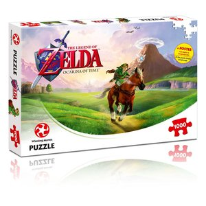 Legend of Zelda: Ocarina of Time (1000 pièces)