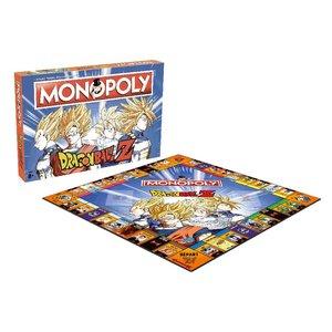 Dragonball:  Monopoly - Version FR