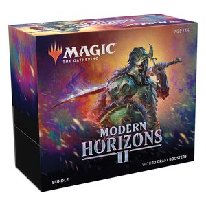 Magic the Gathering: Modern Horizons 2 - Bundle - EN