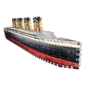 Titanic 3D (440 pièces)