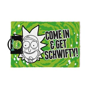 Rick and Morty: Come in and get Schwifty