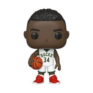 POP! - NBA: Giannis Antetokounmpo (Bucks white Dress)