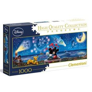 Disney: Minnie & Micky Panorama (1000 Pièces)