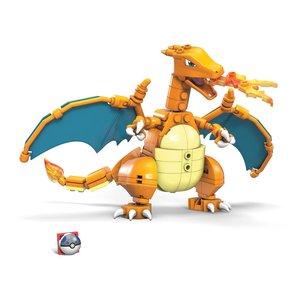 Pokémon: Glurak - Mega Construx