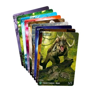 Ultimate Guard: Tokens Booster