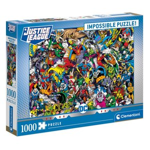 DC Comics: Justice League (1000 piéces)