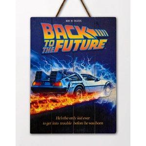 Zurück in die Zukunft: DeLorean - WoodArts 3D