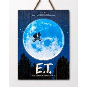 E.T. – Der Außerirdische: Moon - WoodArts 3D
