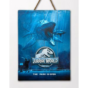 Jurassic World: Mossasaurus - WoodArts 3D