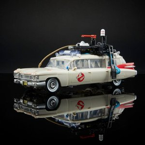 Transformers x Ghostbusters Legacy: Ecto-1