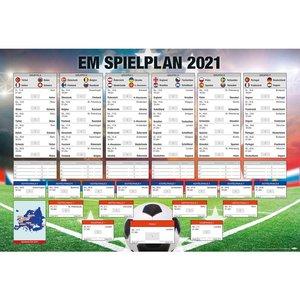 Calendario: Campionato europeo 2021 - DE