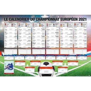 Calendario: Campionato europeo 2021 - FR