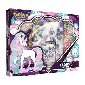 Pokémon: Galar-Gallopa V Box - DE