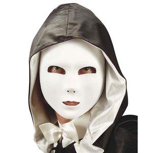 Weisses Gesicht