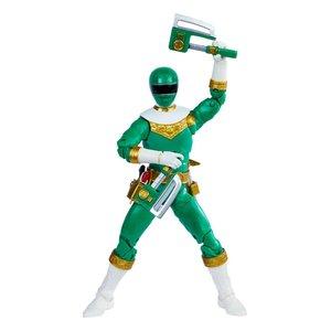 Power Rangers: Zeo Green Ranger