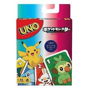 Pokémon: UNO - Version JPN
