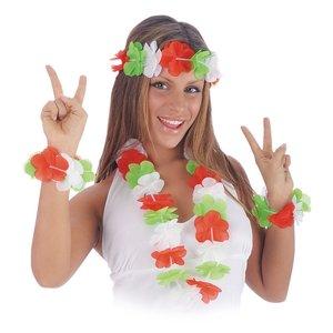 Collier de fleurs Hawaii Italie - Italia