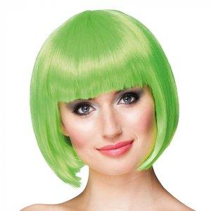 Neon Green Bob - Cabaret