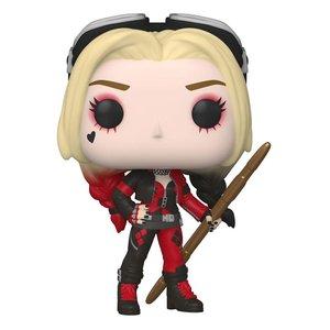 POP! - The Suicide Squad: Harley Quinn (Bodysuit)