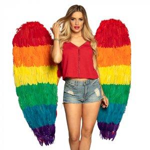 Regenbogen Engel - Rainbow