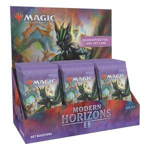 Magic the Gathering: Modern Horizons 2 - Set-Booster Display - EN