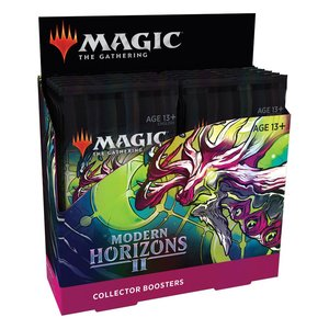 Magic the Gathering: Modern Horizons 2 - Collector-Booster Display - EN