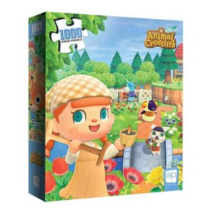 Animal Crossing: New Horizons (1000 Pièces)