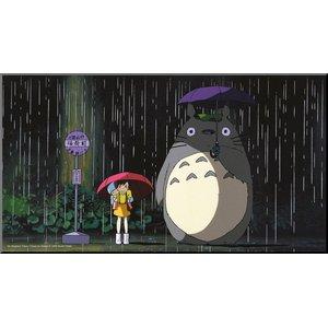 Mon voisin Totoro: Bus Station in the Rain