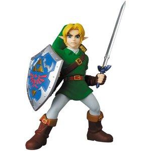 Legend Of Zelda: Link - Ocarina of Time Version