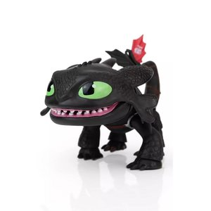 Dragons: Krokmou - Toothless - GITD