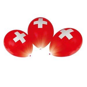 Bandiera Svizzera - 1 Agosto - LED (4 Pezzi)