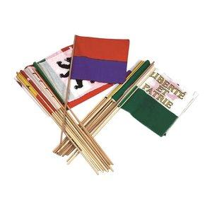 Bandiera Cantonale Svizzera (1 Pezzo) - 1 Agosto