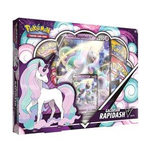 Pokémon: Galarian Rapidash - May V Box - EN