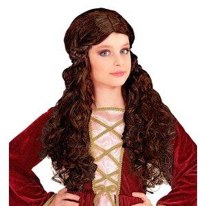 Fanciulla medievale