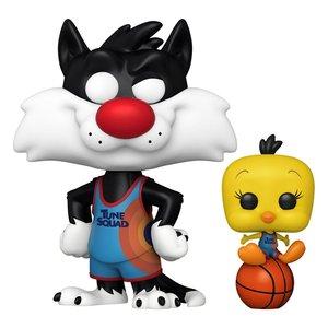 POP! - Space Jam 2: Sylvester & Tweety