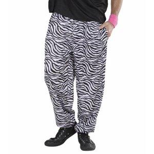Anni '80 - Pantaloni a zebra